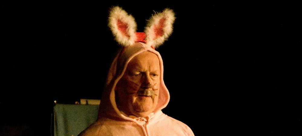 Philip Hickson as The Easter Bunny