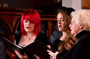 Stratford Music Centre 2011 - singing class