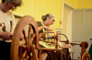 Weavers, spinners & Dyers
