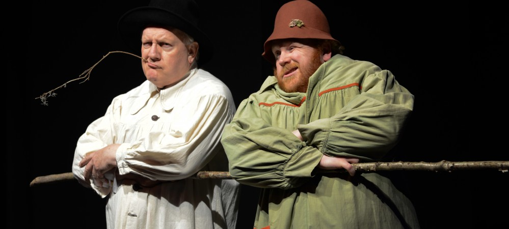 Philip Hickson as Yokel 2 & David Mears as Yokel 1