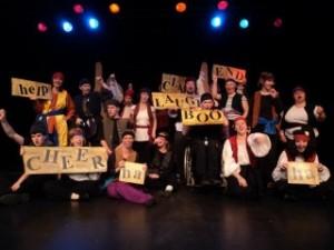 Pantomime - 2012