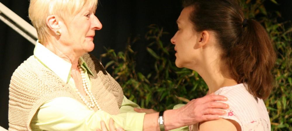 Elspeth Dales as Grace & Natalie Danks-Smith as Jo