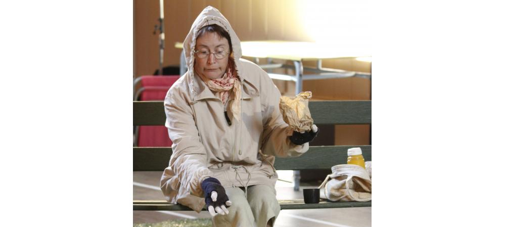 Lindsey Allwork as Doreen