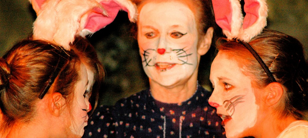 Marion Booth as Mother Rabbit
