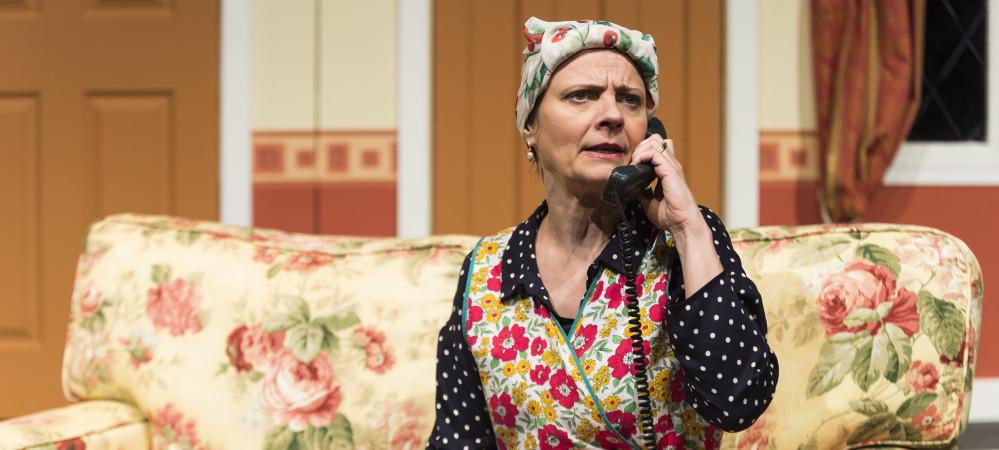 Niki Baldwin as Dotty (Image by Patrick Baldwin)