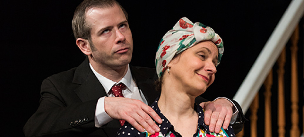 Dan Gough and Niki Baldwin (Image by Patrick Baldwin)