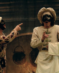 Commedia dell'arte Workshop