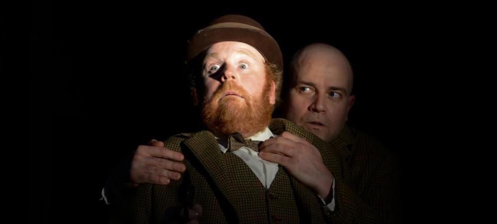 David Mears as Watson & Richard Ball as Sir Henry