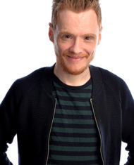 ANDREW LAWRENCE: THE HAPPY ACCIDENT TOUR