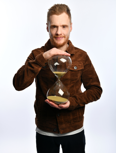 Andrew Lawrence: The Pale, Male & Stale Tour