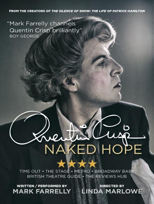 Quentin Crisp: Naked Hope
